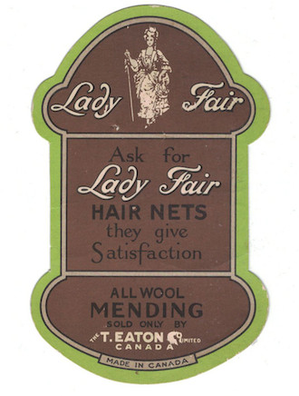 eatons label