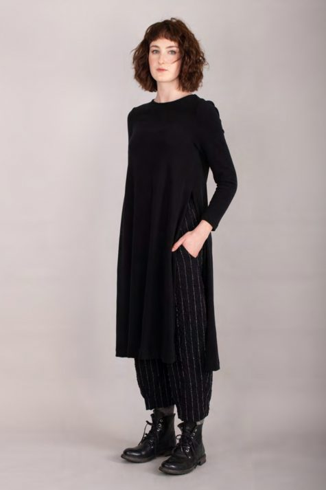 Mama B cozy knit long layering tunic.